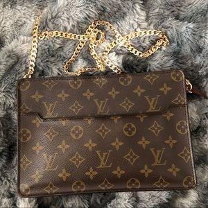 Louis Vuitton Monogram Pochette Bag